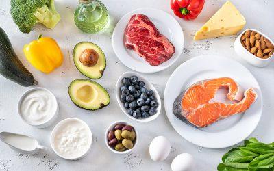 Cíle dietní léčby